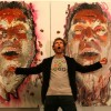 Putting on the warpaint with Ben Quilty