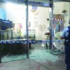 EasyWay smashed and robbed