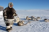 Inuits pegged for gold at next Olympics after large swimming pool forms at North Pole