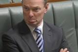 Christopher Pyne, equity goals, and the p-word