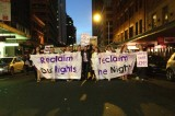 Reclaim the night, reclaim our rights