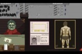 Pretending to be an immigration official: the video game 'Papers, Please'