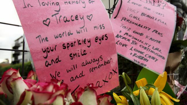 Tributes to Slain Sex Worker Tracy Connelly