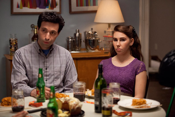 Alex Karpovsky as Ray in Girls. Source: Esquire