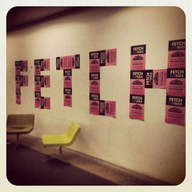 Fetch's posters