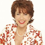 The real-life Kathy Lette. Not pictured: a real feminist.