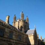 The University of Sydney Quadrangle