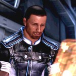 Cortez; the gay character from Mass Effect 3