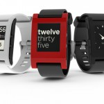 The Pebble Watch