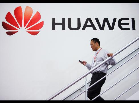 Huawei is now the worlds largest telco manufacturer