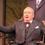 """There are days when you just have to...say you got it wrong"". Alan Jones pictured in happier times, at a performance of the musical Annie at the Lyric Theatre, Sydney. Photo: Eva Rinaldi, licensed under CC BY-SA 2.0"
