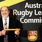 ARL Chairman John Grant. 