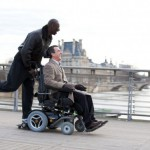 "Omar Sy and François Cluzet in ""The Intouchables""."