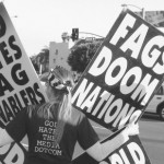The Westboro Baptist Church are perhaps the world's best known homophobes.