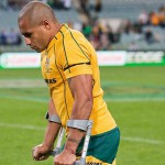 The loss of influential scrum-half Will Genia has hurt the Wallabies in recent weeks. Photo: FoxSports