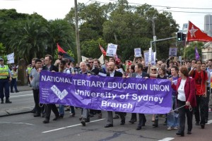 NTEU strike