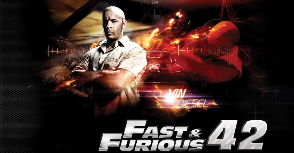 fast and furious 42 small