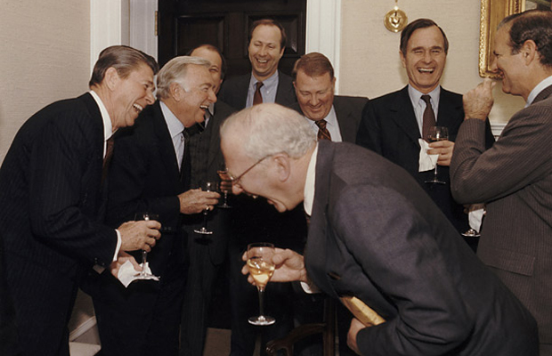"""And then I said there'd be tonnes of opportunities for pro bono work!"""