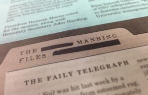 manning files