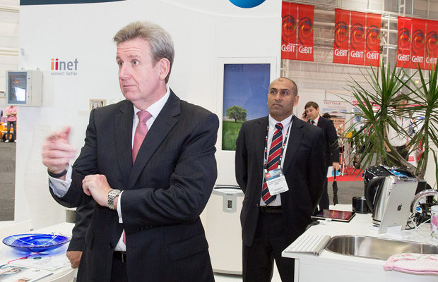 Barry O'Farrell. (Image: CeBIT Australia, via Flickr)