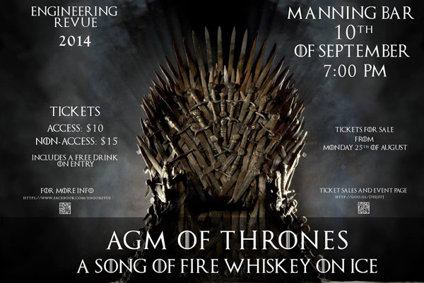 agm of thrones