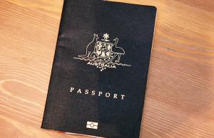 passport aus