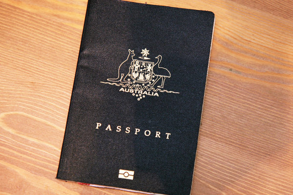 passport aus