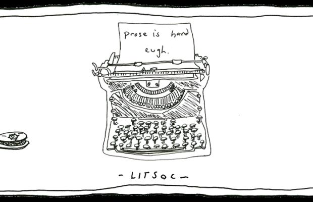 Litsoc Banner - Prose Workshops