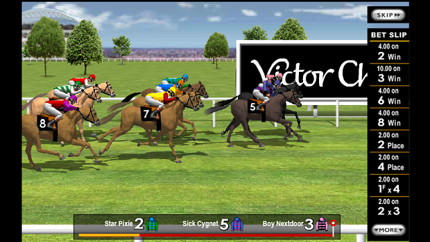 Online gambling race black devils casino