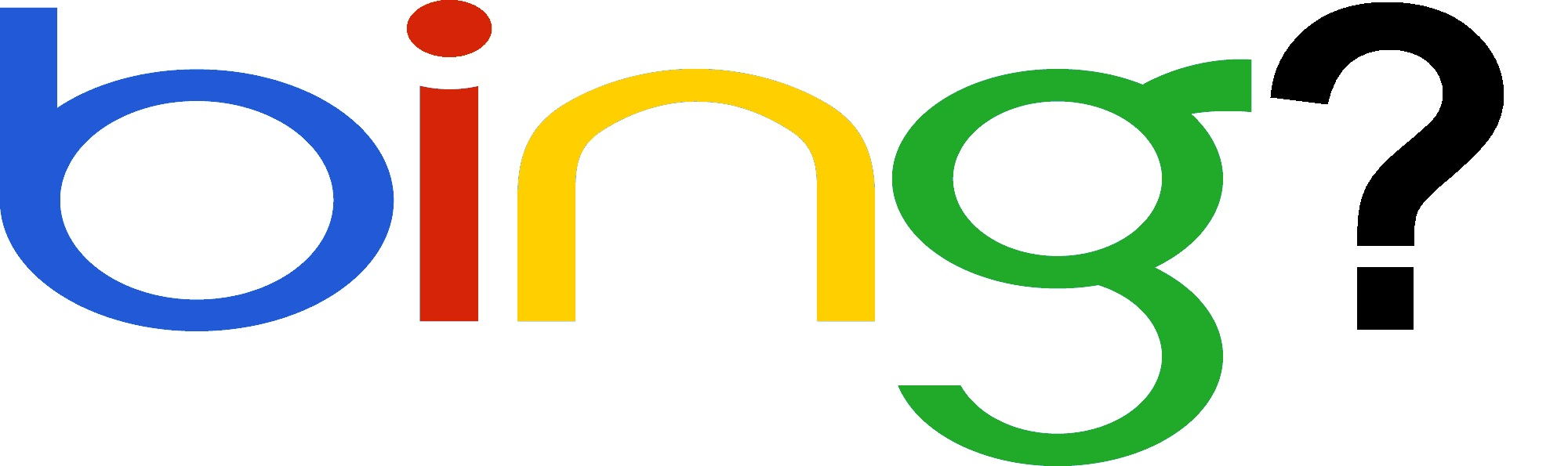 bing-logo-with-google-colors-question-mark