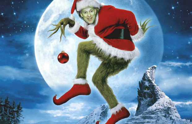 spence - grinch