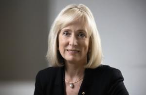 Chancellor Belinda Hutchinson