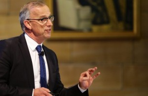 Vice-Chancellor Michael Spence