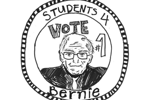 Bernie-Illustration
