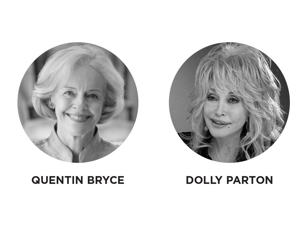 Quentin Bryce - Dolly Parton
