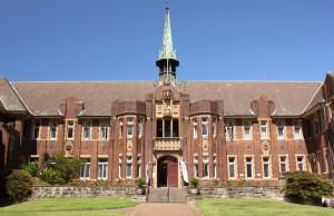 Sydney Uni Wesley College