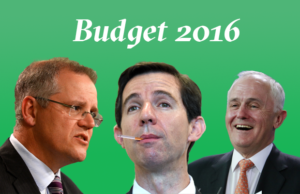 Birmo, ScoMo and the Moneybag deliver the goods. Well, no they don't. But, ugh.