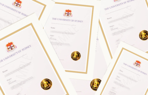 USyd degrees