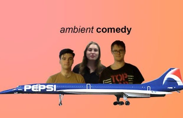 Ambient Comedy Cover Photo