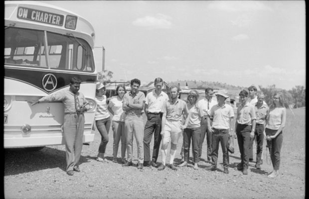 Students at Bowraville, February 1965.