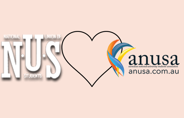 NUS and ANUSA are back together.