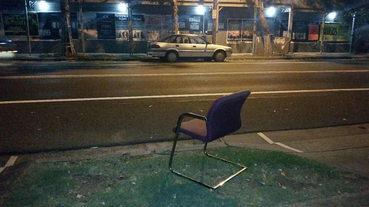 Chairs In Weird Places 5