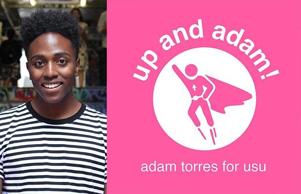 Board candidate Adam Torres headshot