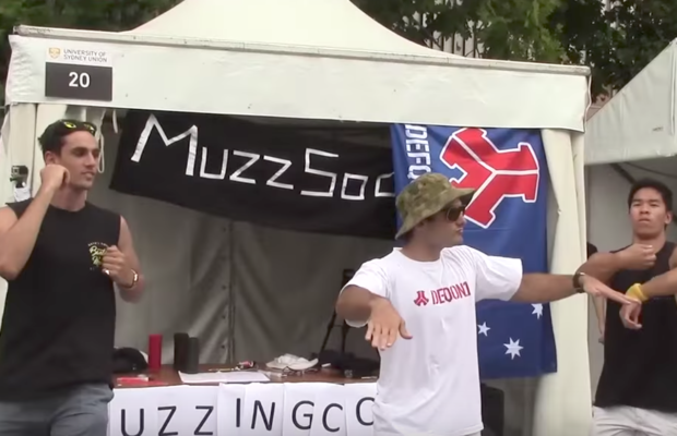 MuzzSoc at O week