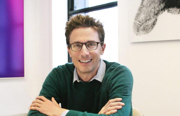 BuzzFeed CEO, Jonah Peretti