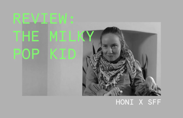 THE MILKY POP KID