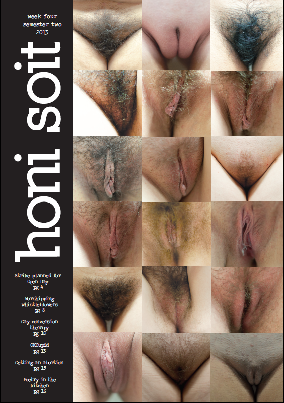 The uncensored version of Honi's 2013 'Vagina Soit'