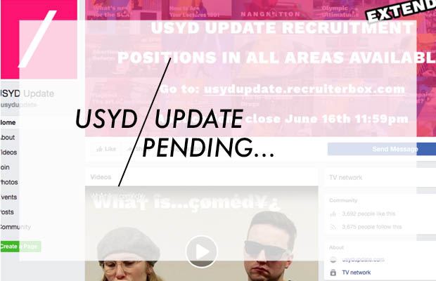 After a barnstorming start, USyd Update has all but disappeared this year.