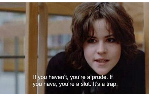 The Breakfast Club dropping truths.