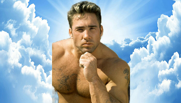 billy herrington sized